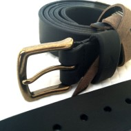 Mens dress belts