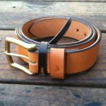 Designer belts for men