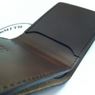 Bespoke leather goods