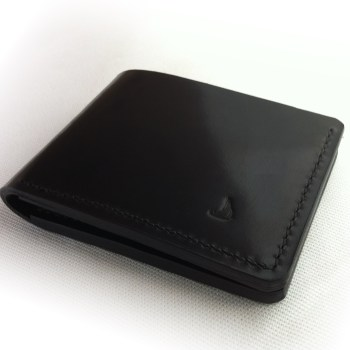 American made men's leather wallets