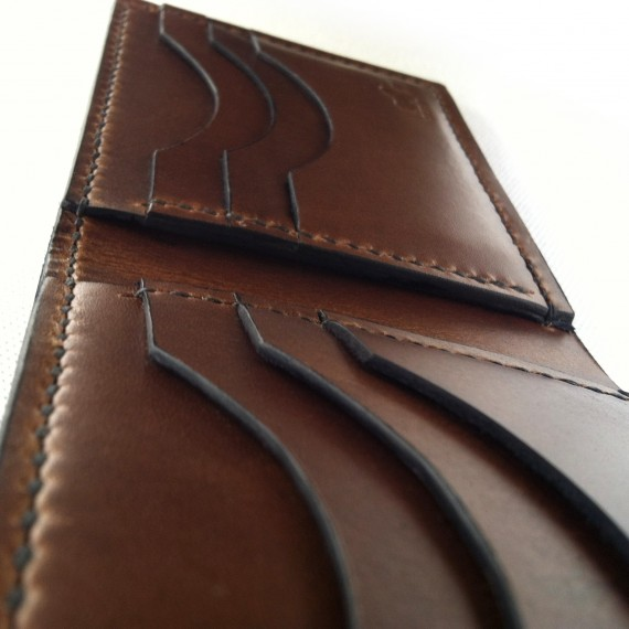 Mens Bifold Wallet J Michael Ashland Oregon