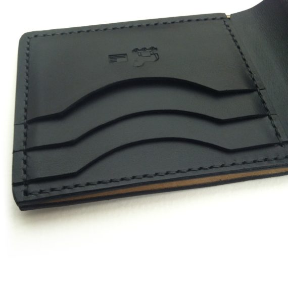 Mens Bifold Wallet J Michael Leathersmith