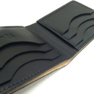 USA made bifold wallet
