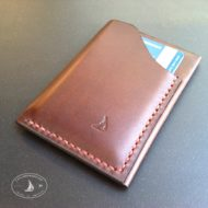 Leather Credit Card Case