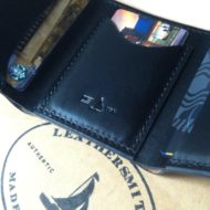 Trifold Wallet Mens