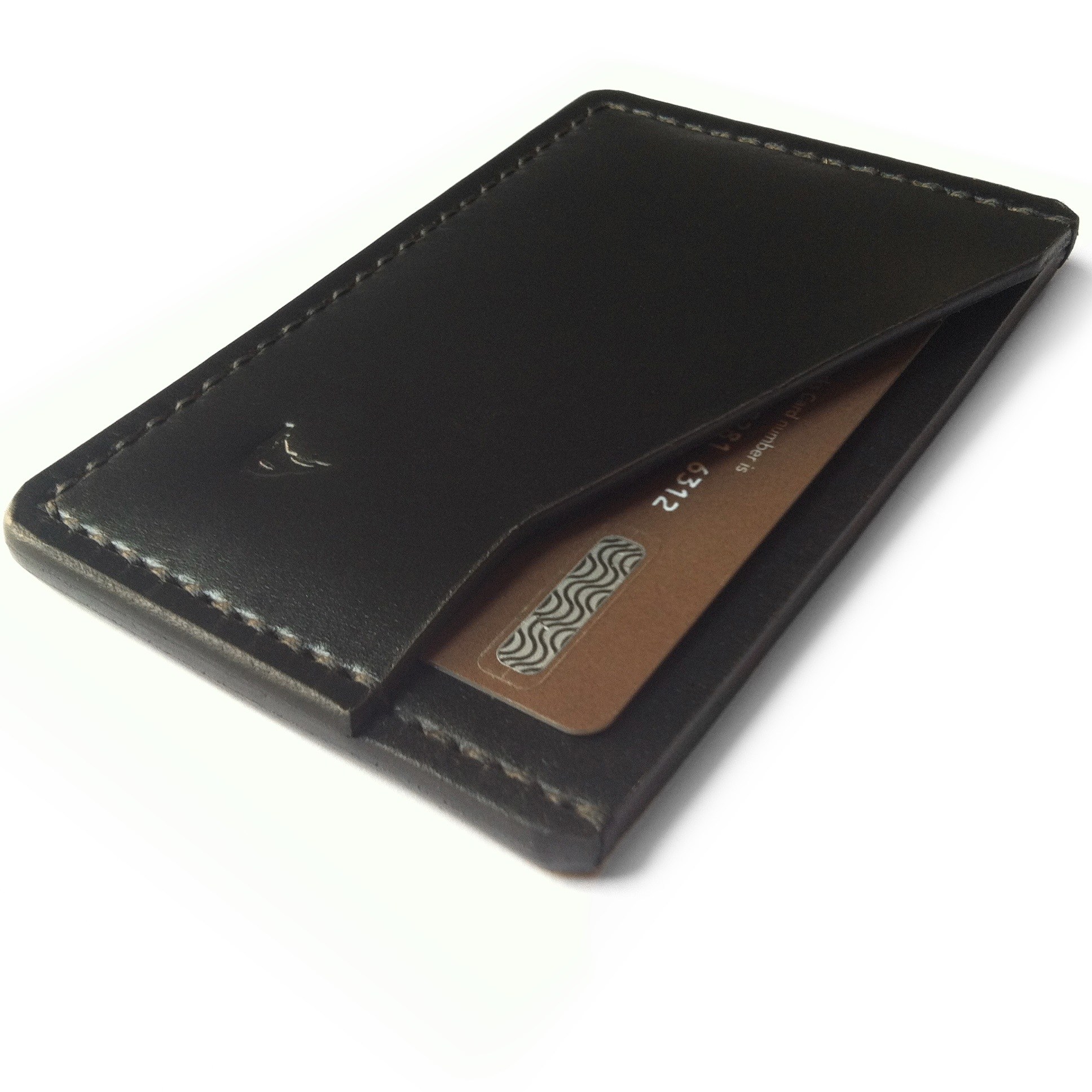 Minimalist Card Wallet J Michael Leathersmith