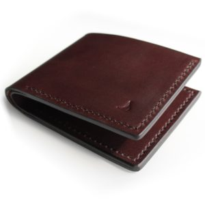 Horween Shell Cordovan Wallet