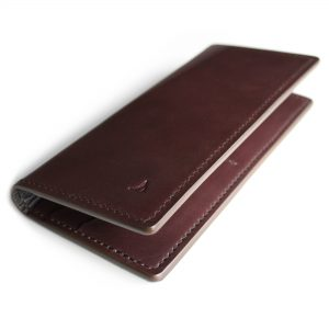 Shell Cordovan Breast Pocket Wallet