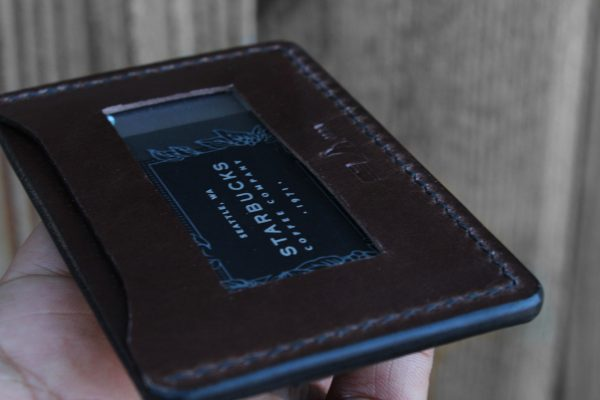 Mens handmade wallets