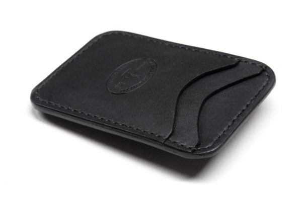 Mens Leather Money Clips