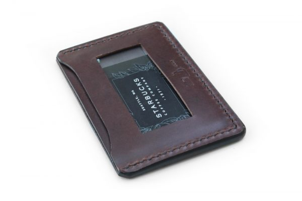 Slim Wallet ID Window